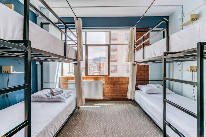 Selina La Paz - Bed In Small Dorm
