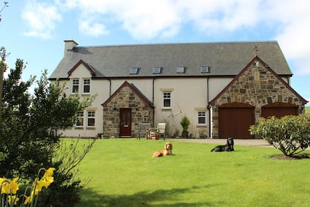 Bleachfield Mill, Auchtermuchty, Luxury B&B double - Auchtermuchty