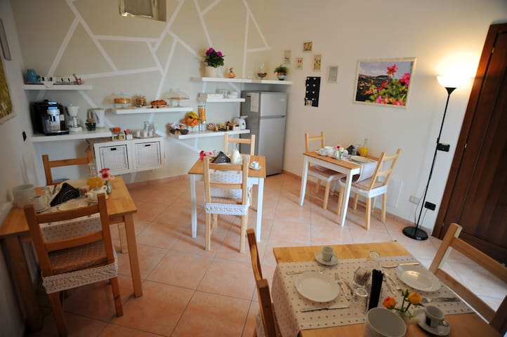 Parthenope bed and breakfast - set in Amalfi Coast