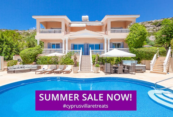 Villa Captains, by Cyprus-Villa-Retreats.com