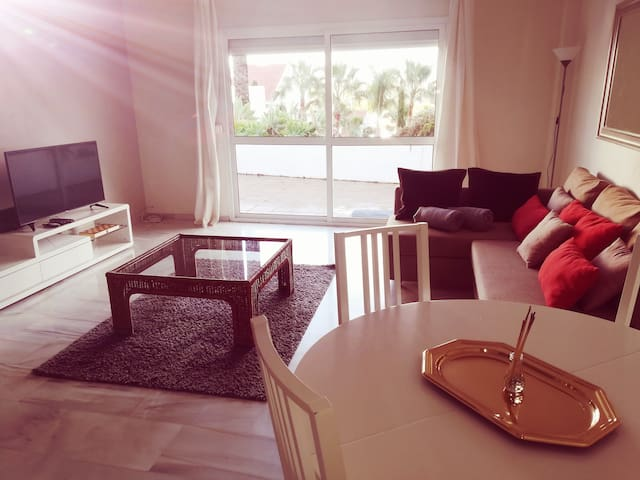 Modern, cozy apartment 85 m2 ❤ Large sunny terrace