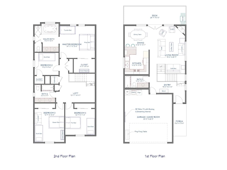 Our Floor Plan