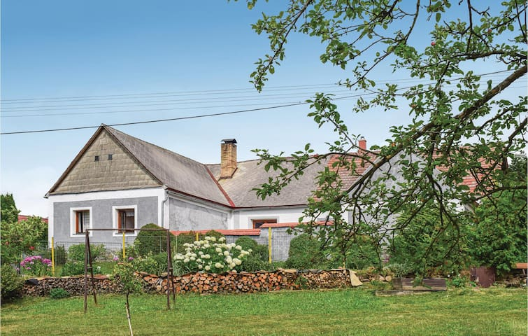 Semi-Detached with 2 bedrooms on 83m² in Vlachovo Brezi