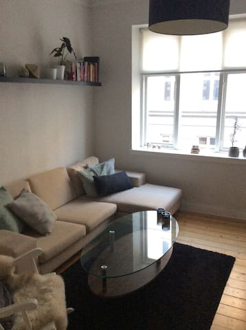 Cozy apartment in perfect location - Aarhus - Leilighet
