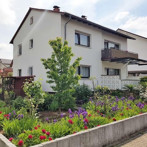urige gemütliche Ferienwohnung 64 m2  in Dielheim