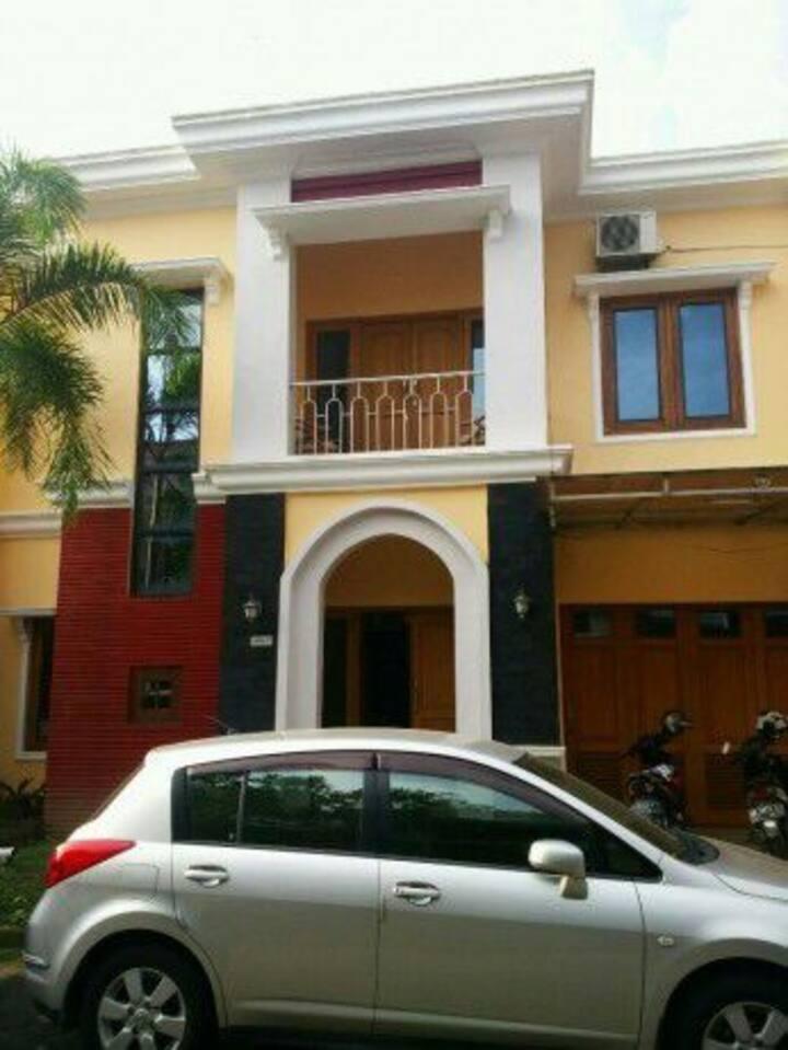Guesthouse Nyaman dan Strategis di Yogyakarta