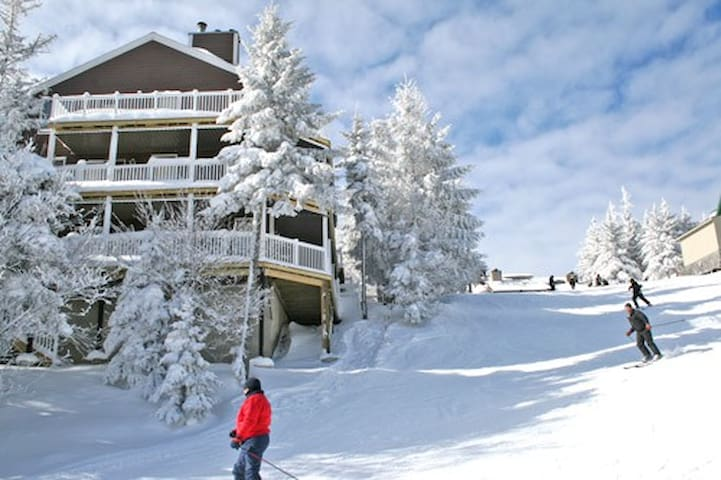 Stemwinder #10,Lake View Lodge- SKI IN SKI OUT, HEATED KITCHEN FLOOR, WATCH THE SKIERS FROM YOUR KITCHEN WINDOW