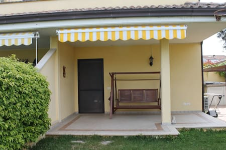 villetta a schiera con giardino - Salto Covino - Adosado