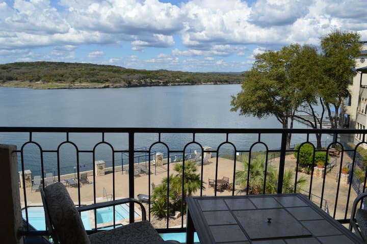 Condo With Amazing View of Lake Travis