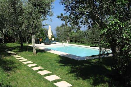 Albatrello, house with Swimmingpool - Camaiore - Rumah