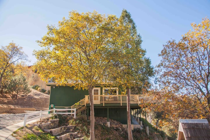 Green Pine Haven, Julian CA