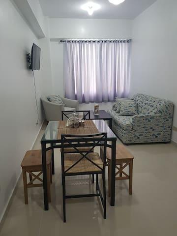 New construction apartment, 2 rooms.  2-C