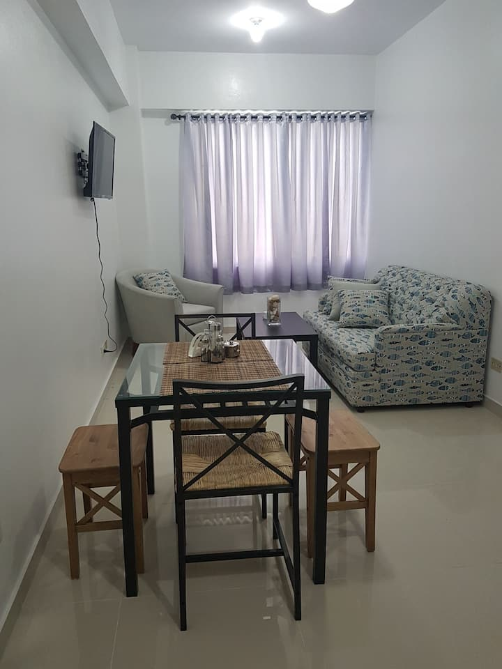 KSL Residence, 2 rooms apartment 2-C