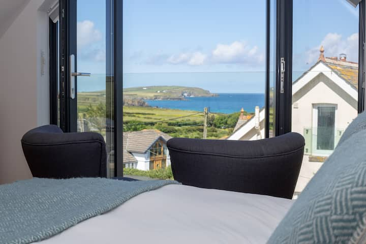 Trevone Padstow & Beaches Private Room