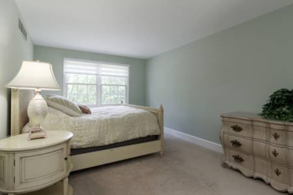Large Bedroom with all new high quality furniture