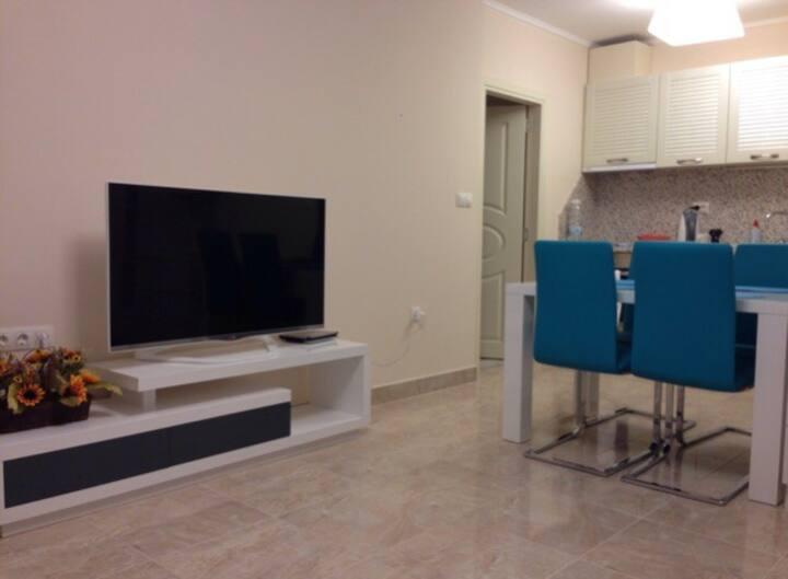 Уютные Апартаменты в Несебре