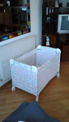 Culla lettino per neonato