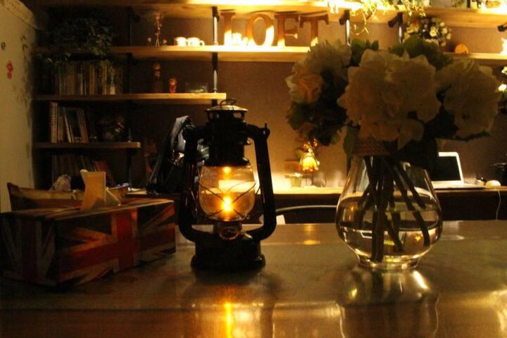 记忆·时光旅行客栈:住宿也必须有情怀,做有格调的民宿(整套) - Xining - Appartement