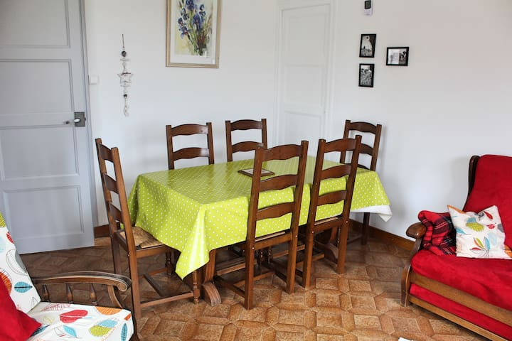 """Les Sapins"" vacation rental - Orgelet - Talo"