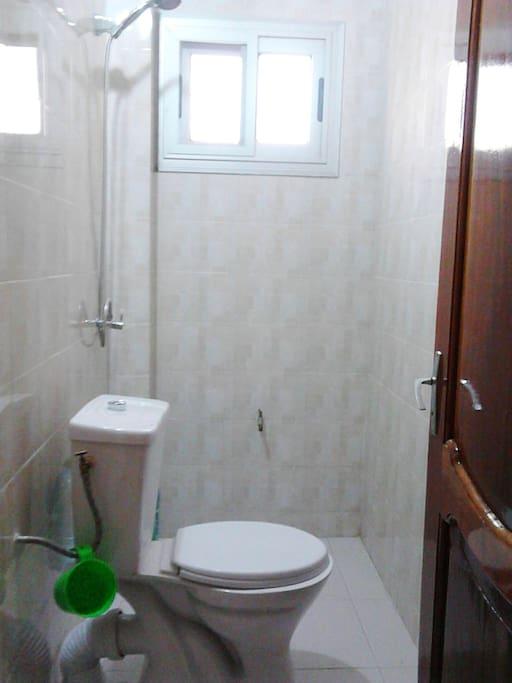 Toilette visiteurs