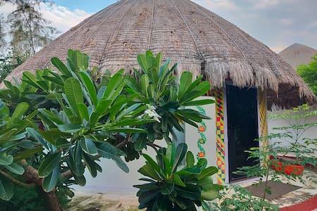 Vyomanh  Home Stay Udaipur- A/C Bhunga Hut  M
