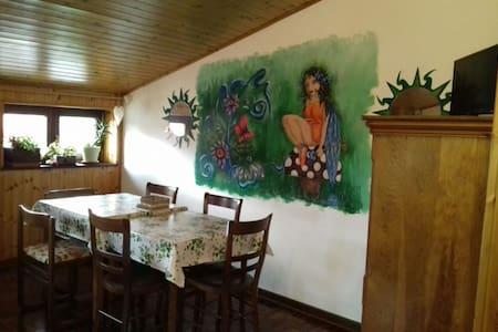 Pesek appartamento alle pendici monte Cocusso - San Dorligo della Valle - Gästesuite