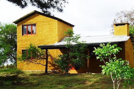 Cabaña en Yacanto de Calamuchita - Yacanto de Calamuchita - Sommerhus/hytte
