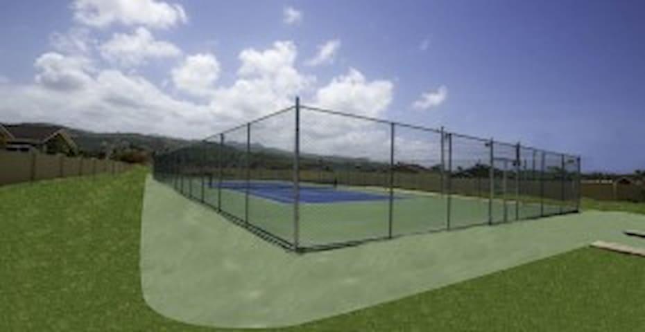 Tennis Court (Shared)