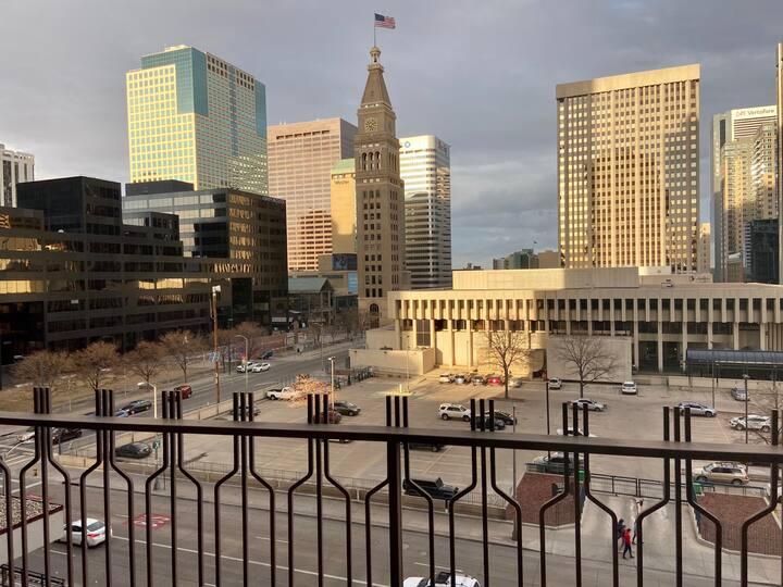 Downtown Apt - Amazing City View! Brooks Tower 6I