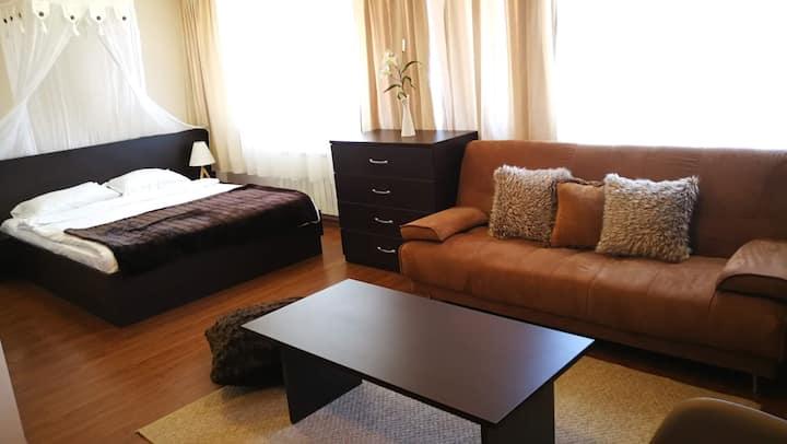Romantic studio 851 in Bansko Royal Towers
