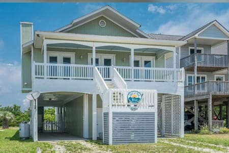 Donovan's Out of the Blue  Gorgeous Beach House!!!