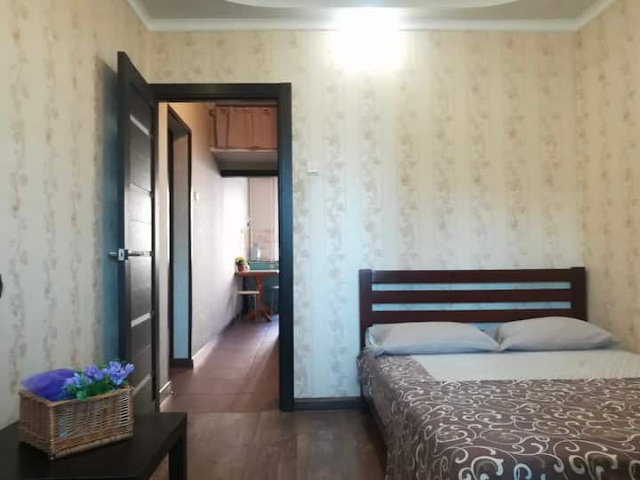 Сдается благоустроенная 1-комнатная квартира