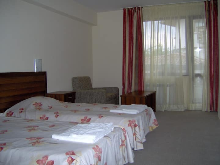 Private Room for Two in Bansko