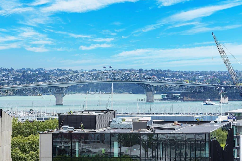 Balcony - Harbour Bridge