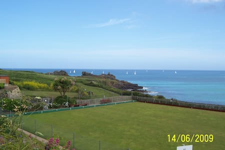 Crest-o-Wave B & B Beach Road St Ives - Saint Ives - Bed & Breakfast