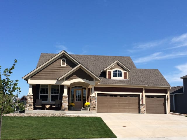 Beautiful home during Ryder Cup - Chaska - House