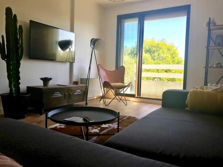 Superbe appartement 52m2, style industriel Anglet