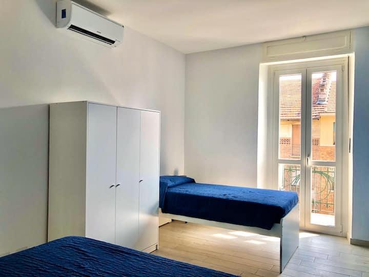 Appartamento nuovo Corso Palermo