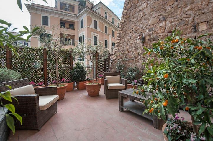 LOFT TRASTEVERE 4 - Roma - Apartment