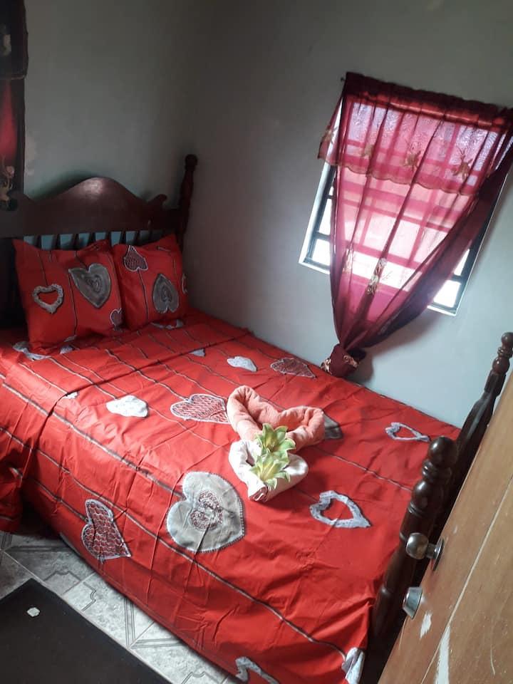 A Quiet, Cozy, Comfy Two (2) Bedroom Apartment