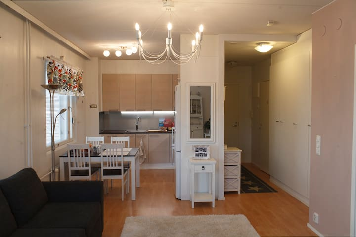 Cosy Premium Apartment with Finnish Sauna