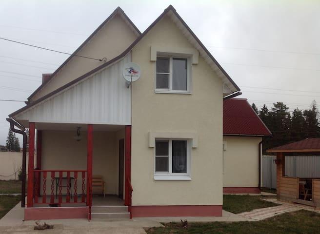 Гостевой дом-баня - Tuchkovo - Gjestehus