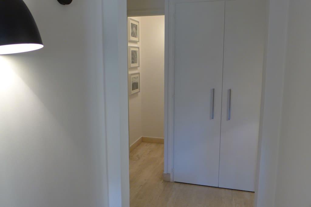 Appartement rénové en novembre 2016