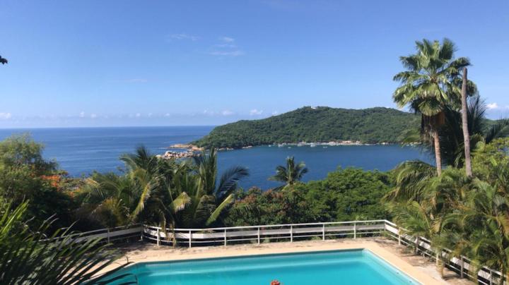 Vintage Acapulco  the perfect retreat.