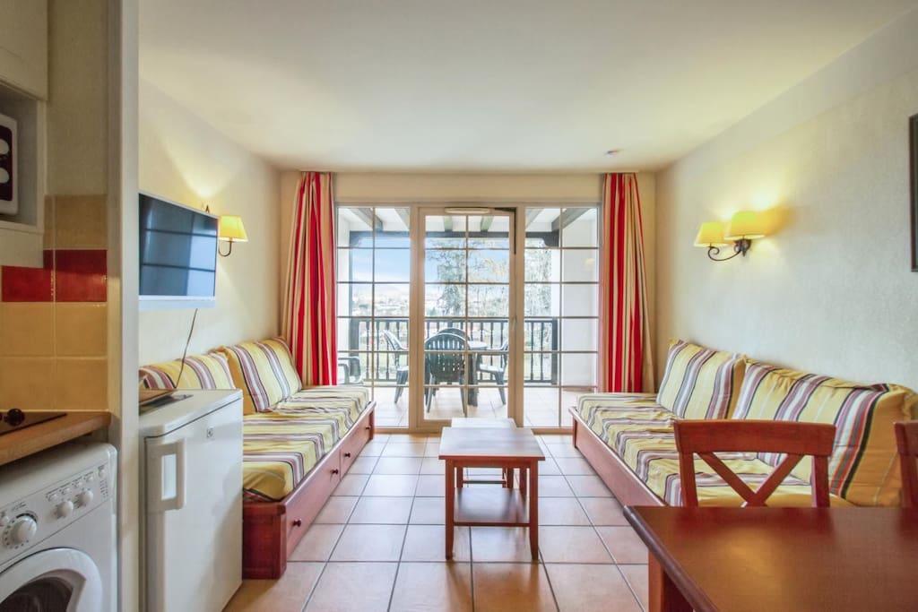 Appartement 2 Pièces 4/5 Personnes Confort