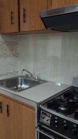 Comfy Apartment in Perfect Location Ave. Delicias