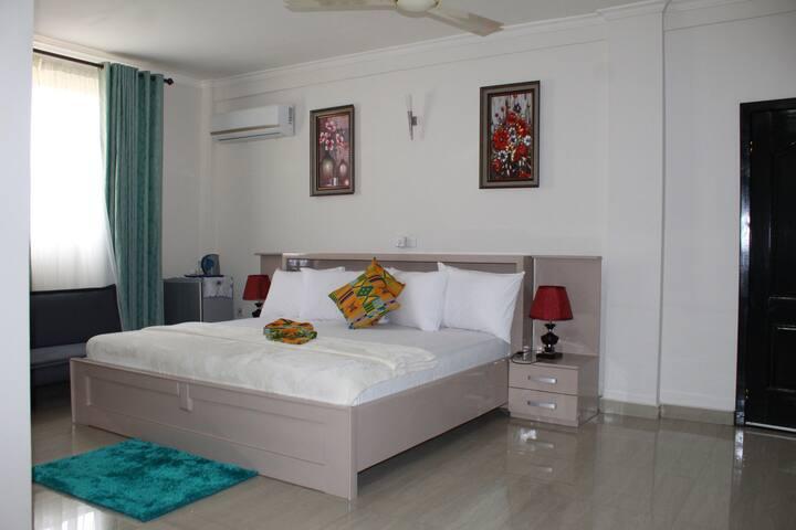 Exotic Palace Hotel- Executive Room 107