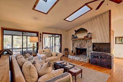 Charming Lake Burton Cottage
