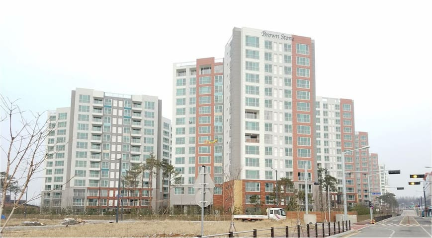 Fully Furnished Apartment near Camp Humphreys