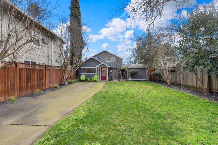 DowntownAlhambra HOUSE Walk to J Str UC DavisMercy
